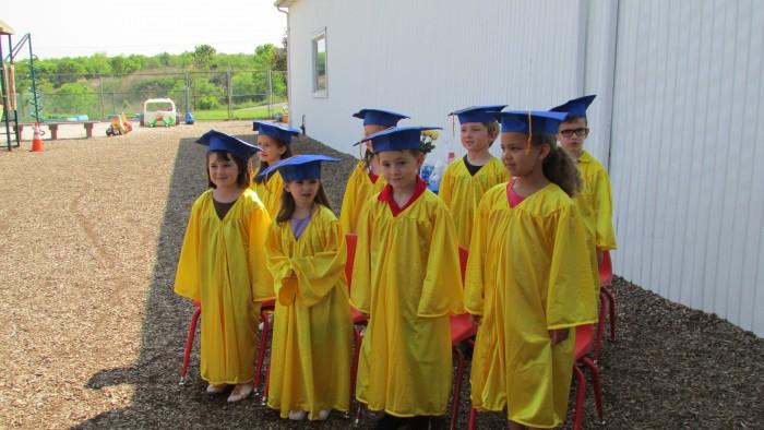 Kindergarten Graduation 2016 2
