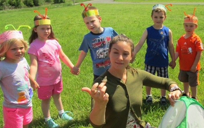 Butterfly Release 2017 3 - Brookeside Montessori School