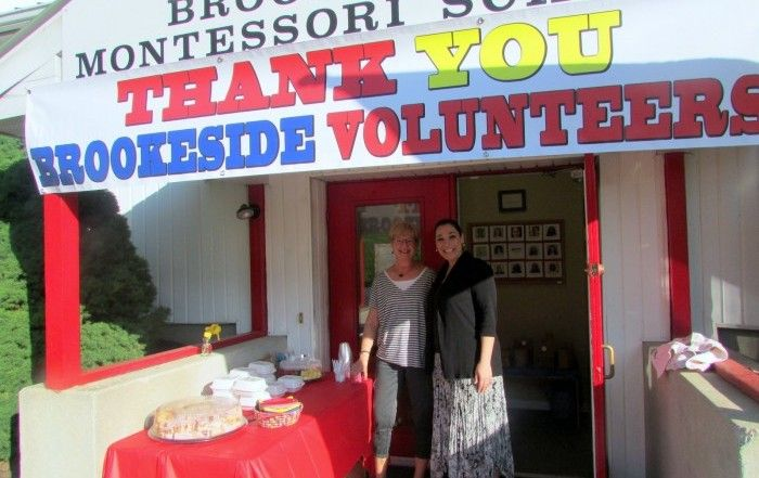 Thanks a Million Volunteer Breakfast - Brookeside Montessori School
