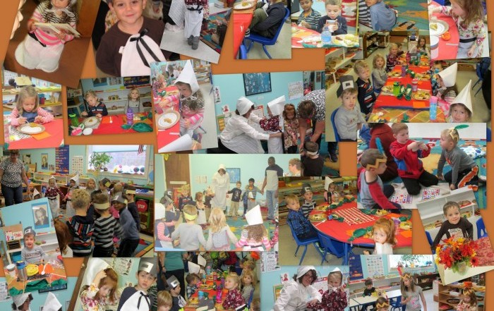 Thanksgiving 2017 Brookeside Montessori School