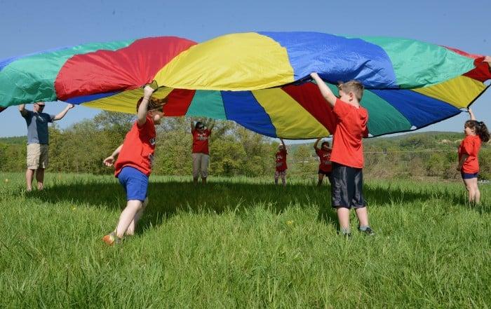 Field Day at Brookeside Montessori School - 15
