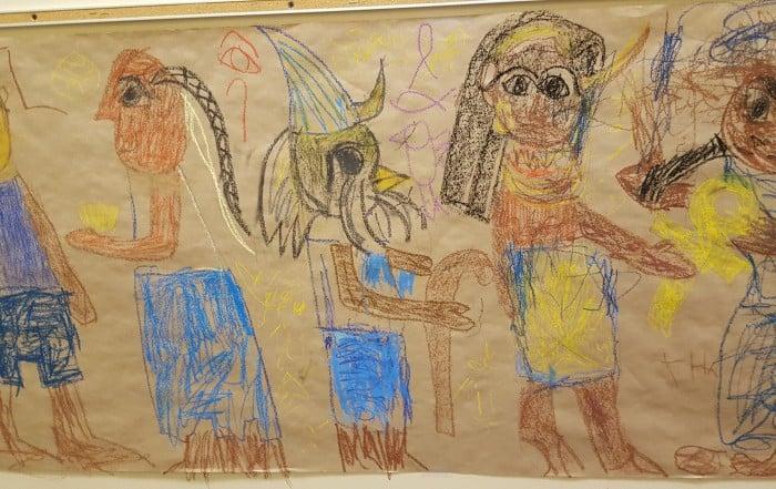 Pharaohs and Pyramids - Summer Camp Week 3