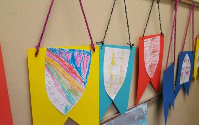 Renaissance Faire Summer Camp - Artwork - Brookeside Montessori School