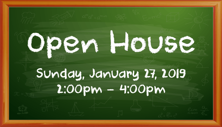 Brookeside Montessori School Open House January 27, 2019