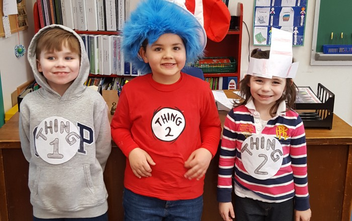 Hooray for Hat Day - Dr. Seuss Birthday 2019!