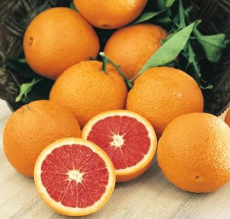 Cara Cara Navel Oranges: This Week's Healthy Snack at Brookeside by Bause Catered Events