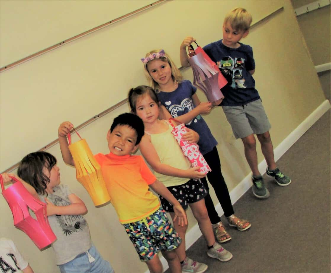 A Trip Through Asia - Brookeside Summer Camp (a)