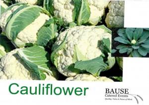 Cauliflower Healthy Snack