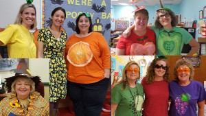 Happy Halloween from the staff at Brookeside