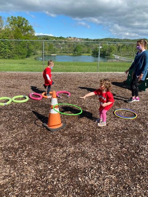 Field Day 2021 at Brookeside Montessori School - 9