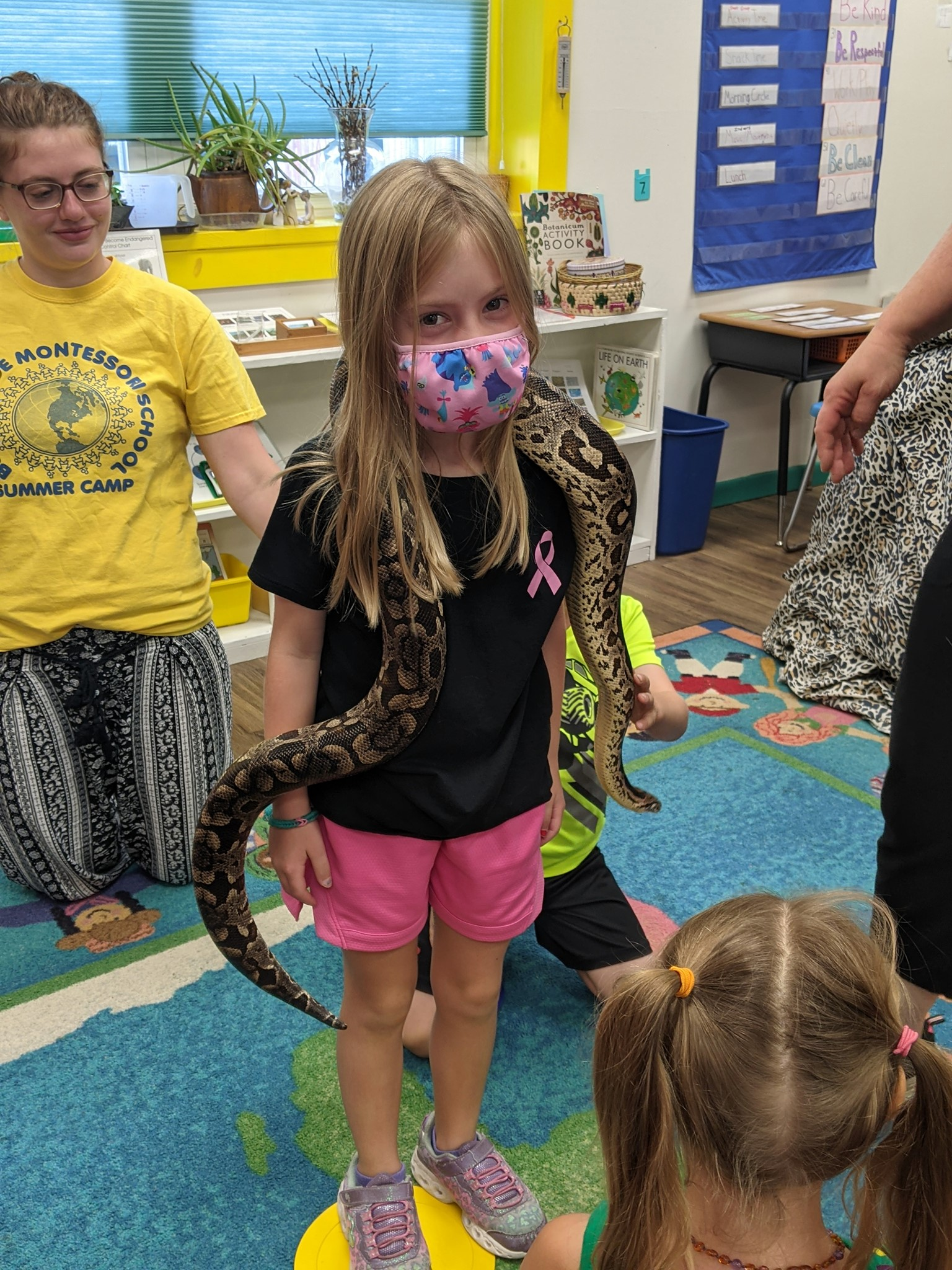 Party Animal Express Visit to Brookeside - 5