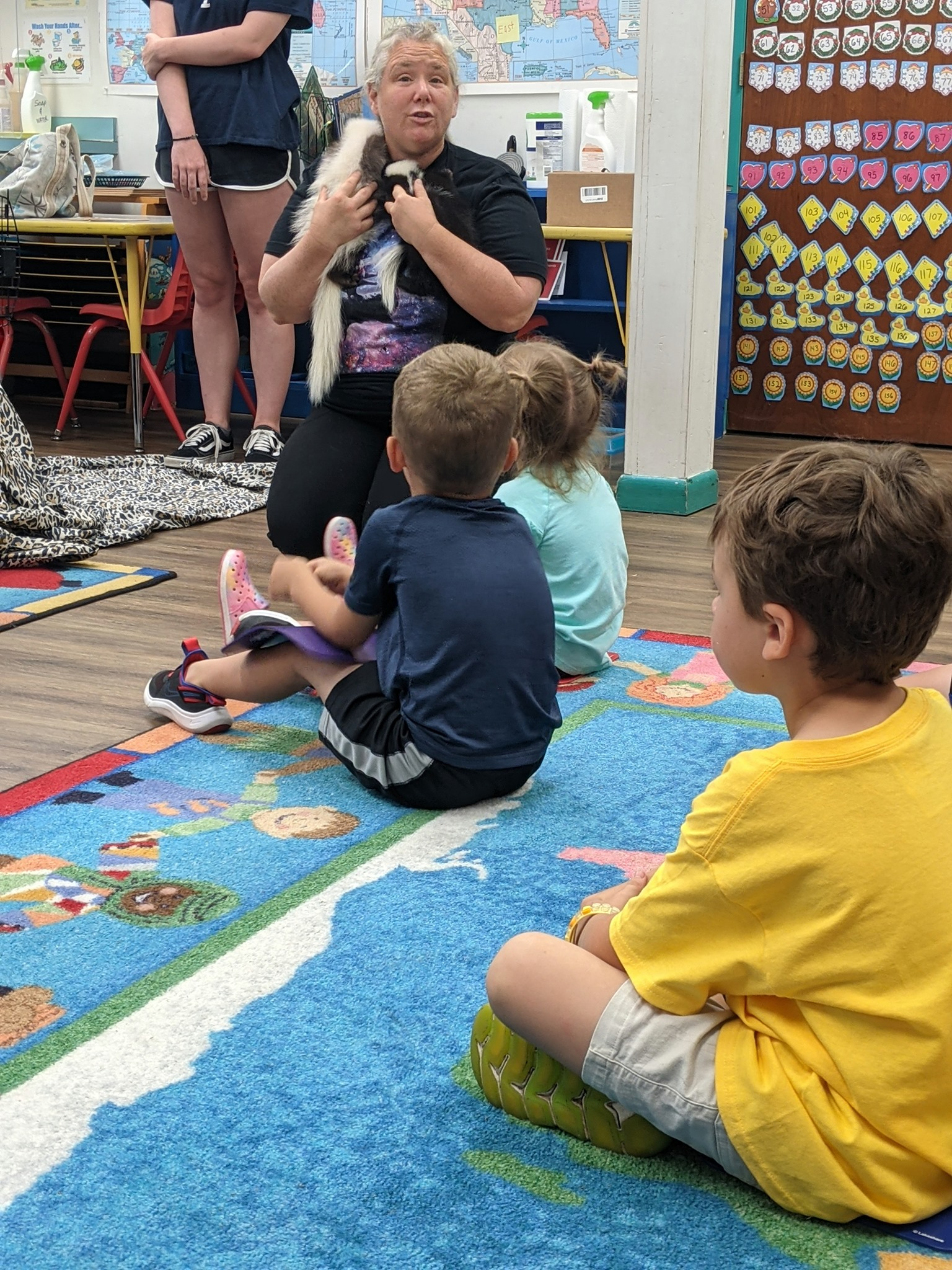 Party Animal Express Visit to Brookeside - 10