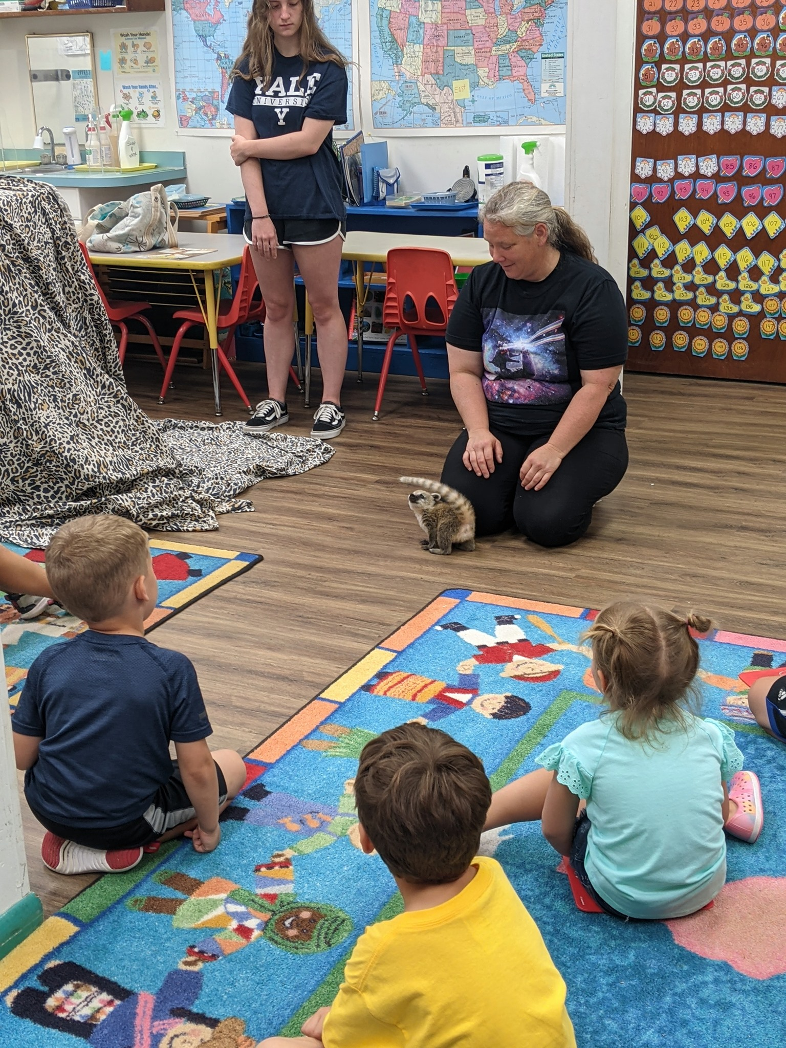 Party Animal Express Visit to Brookeside - 11