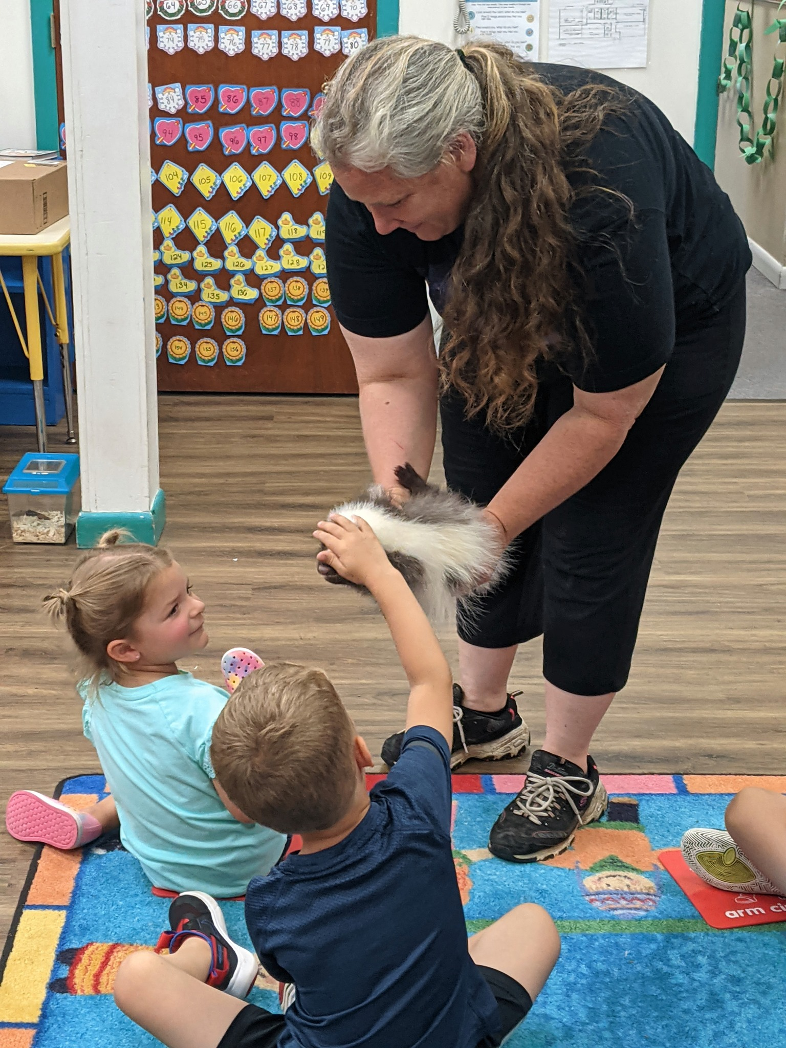 Party Animal Express Visit to Brookeside - 1